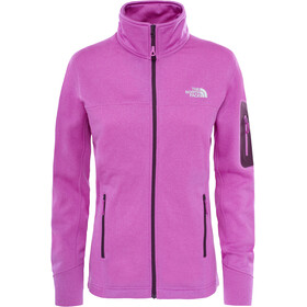The North Face Kyoshi Full Zip Fleece Jacket Dam sweet violet heather